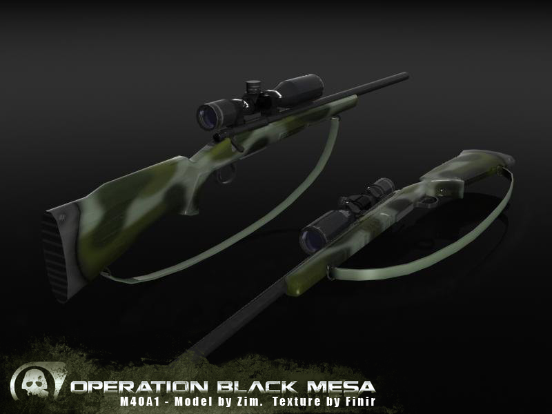 Media release 2 image operation black mesa mod for half for Operation black mesa download