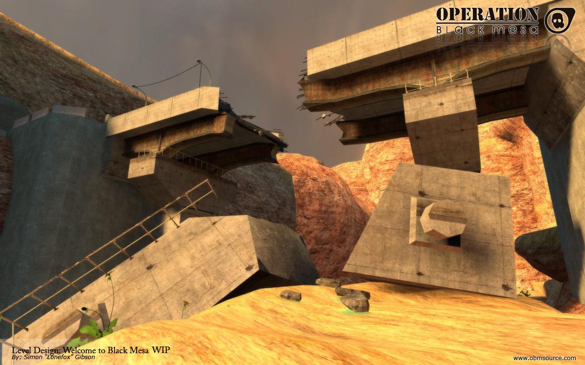 April Media Release image - Operation: Black Mesa mod for Half-Life 2 - Mod DB
