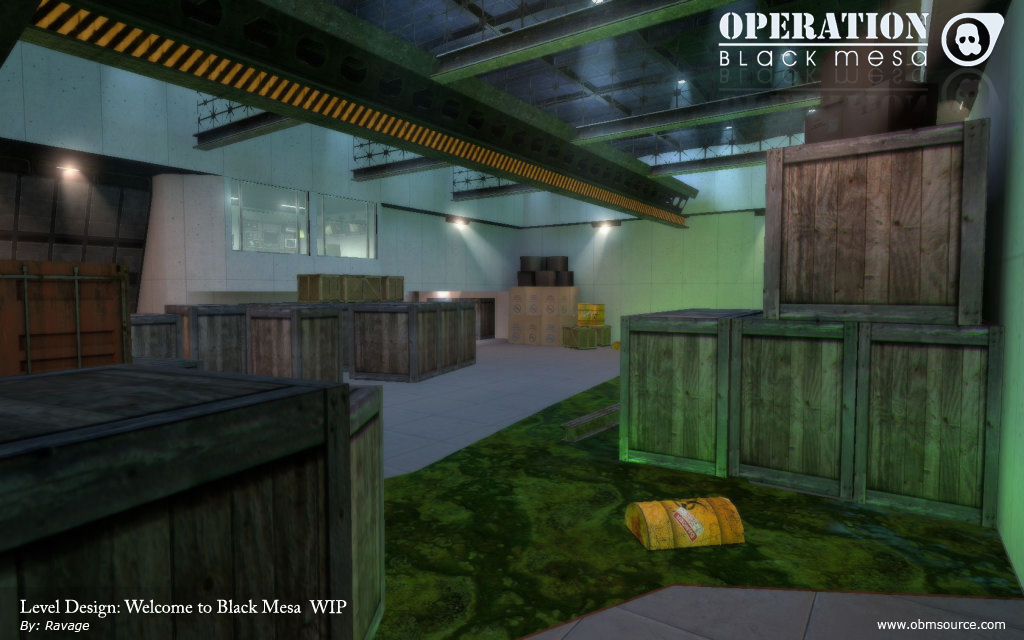 April media release news operation black mesa mod for for Operation black mesa download