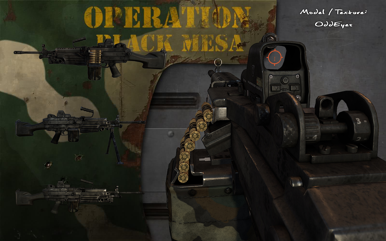Media image operation black mesa mod for half life 2 for Operation black mesa download