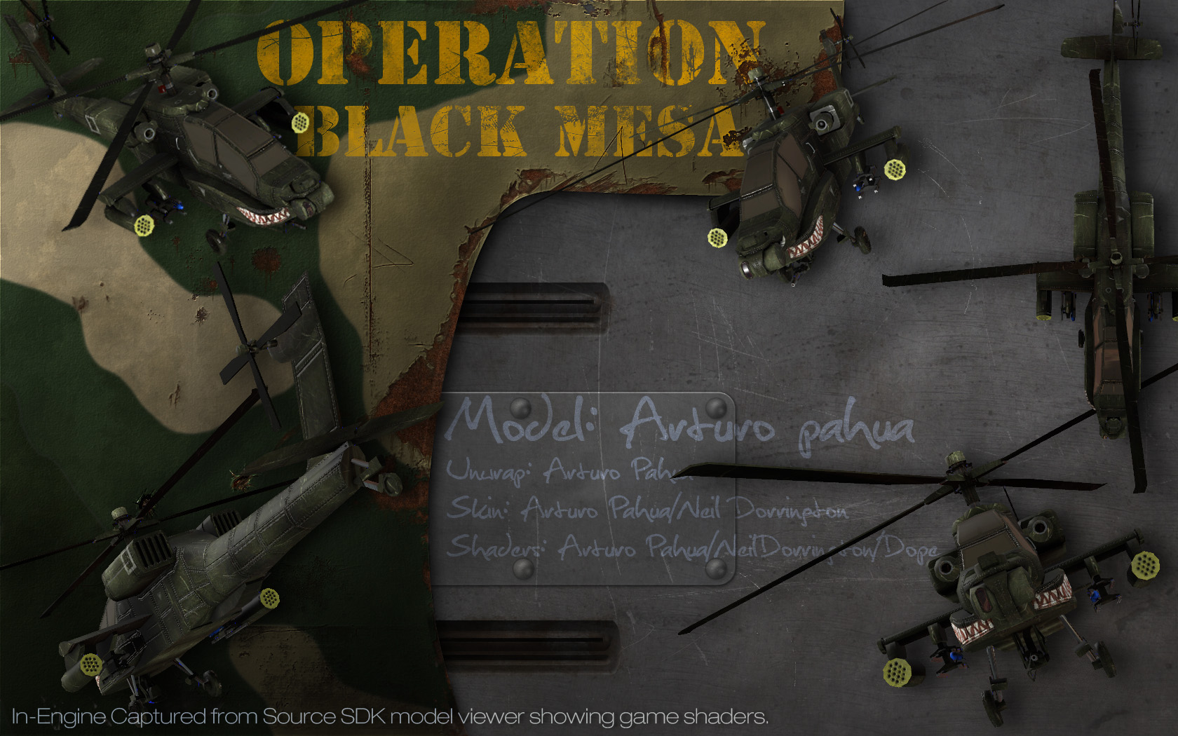 Free download program half life operation black mesa for Operation black mesa download