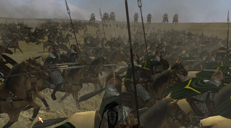 Lord Of The Rings Total War скачать игру - фото 6