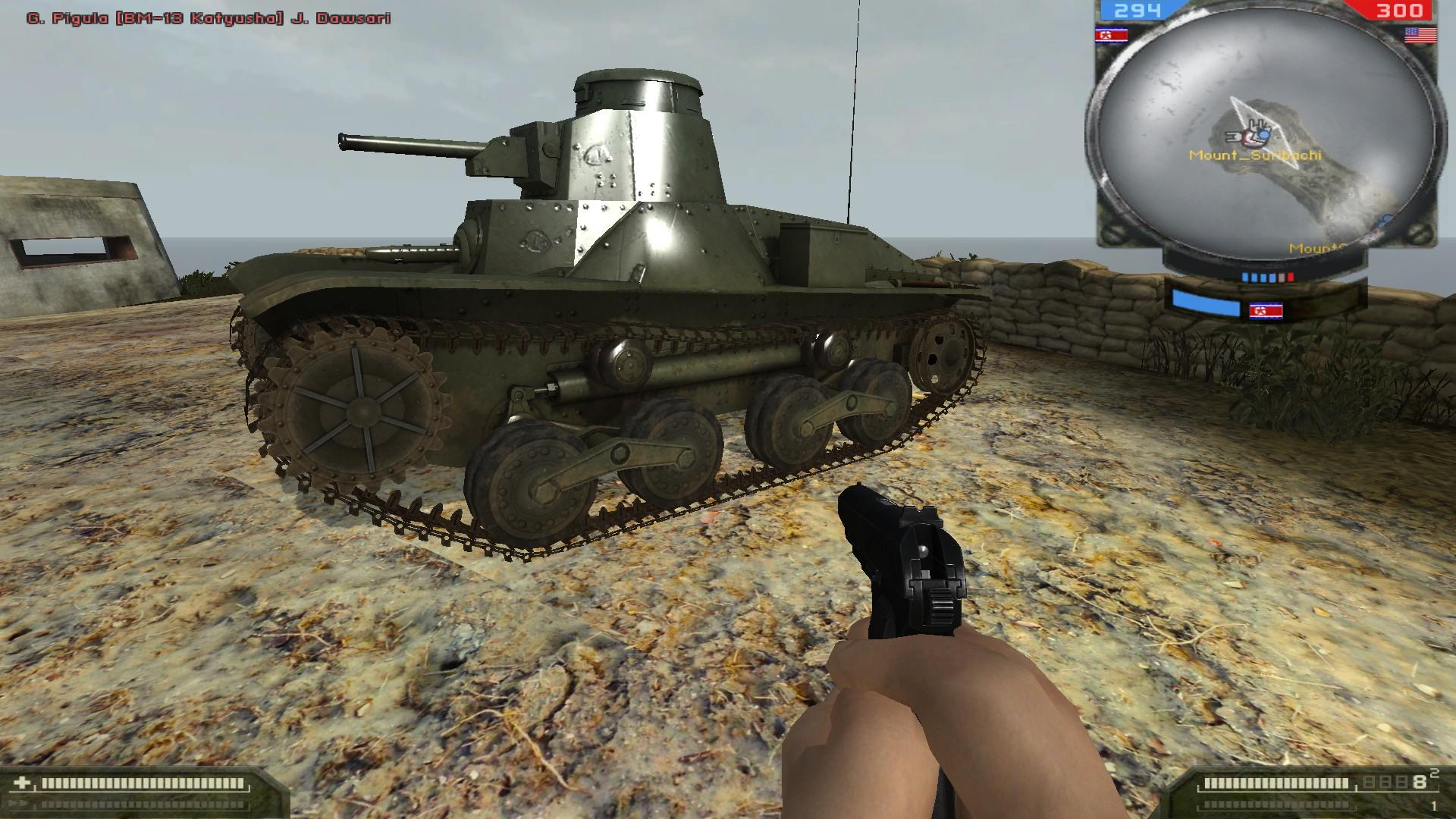 type 95 ha go image battlefield korea mod for battlefield 2 mod db