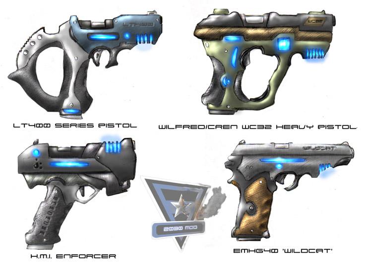 pso2 machine gun