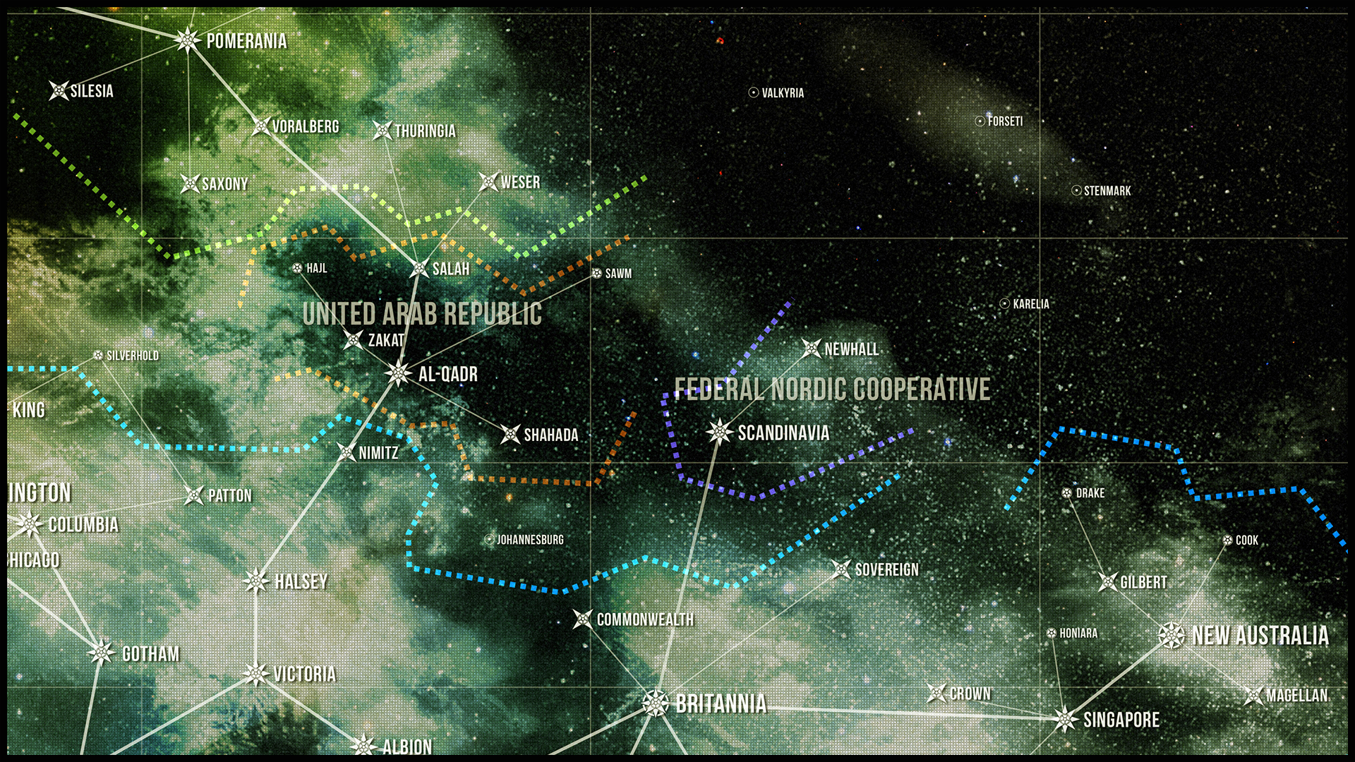 sins of a solar empire how to make maps