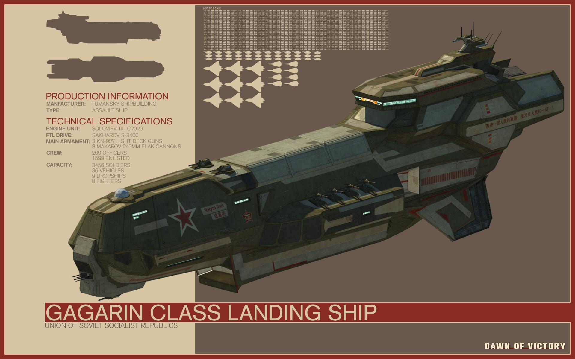 gagarin ship - photo #33