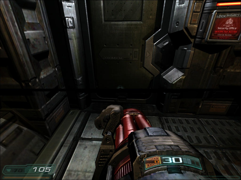 Chain Gun Image Doomming Mod For Doom Iii Mod Db