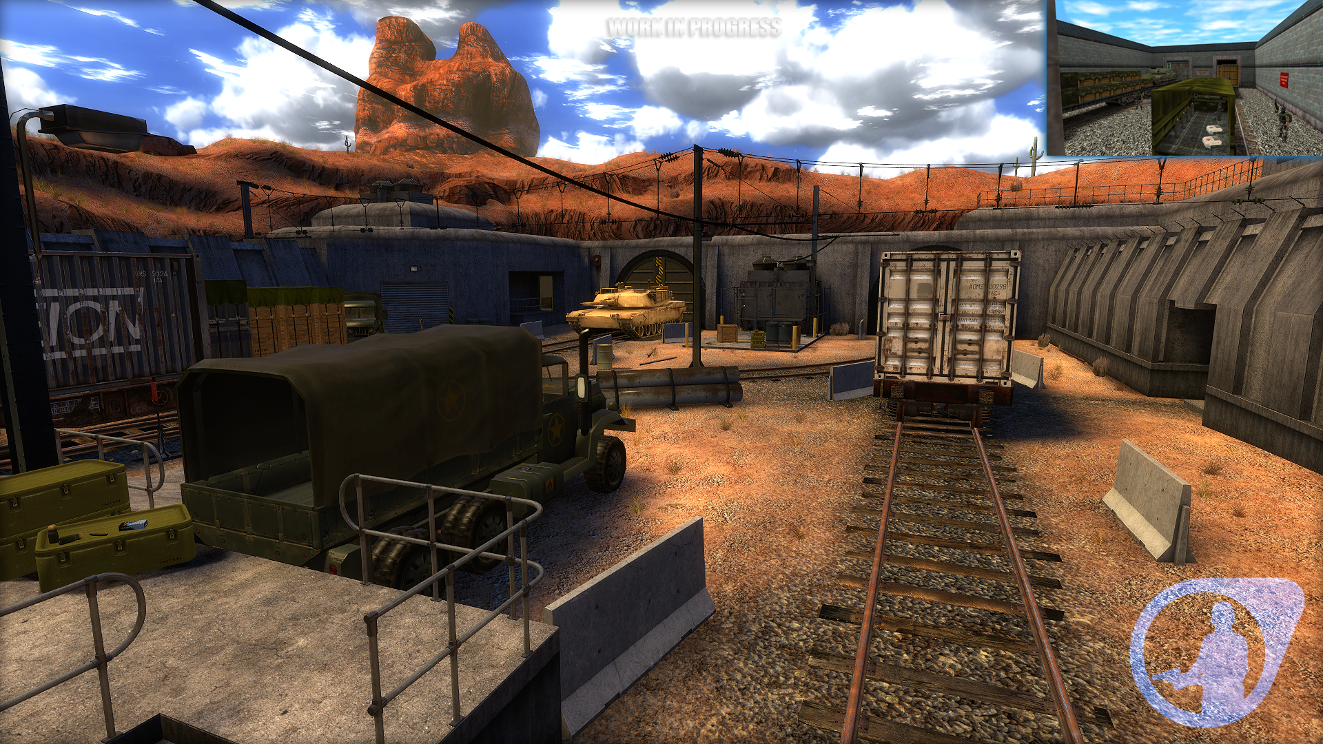 Guard duty summer media update news mod db for Operation black mesa download