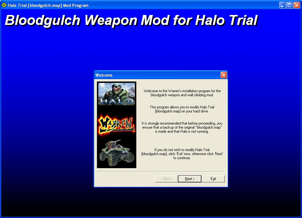 Halo Trial Super Patch Download