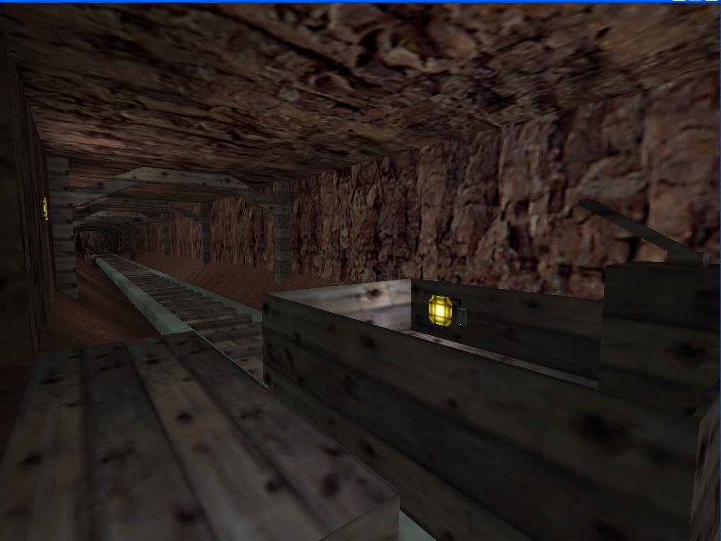 New Mining Cave Image Mid Age Mod For Half Life Mod Db