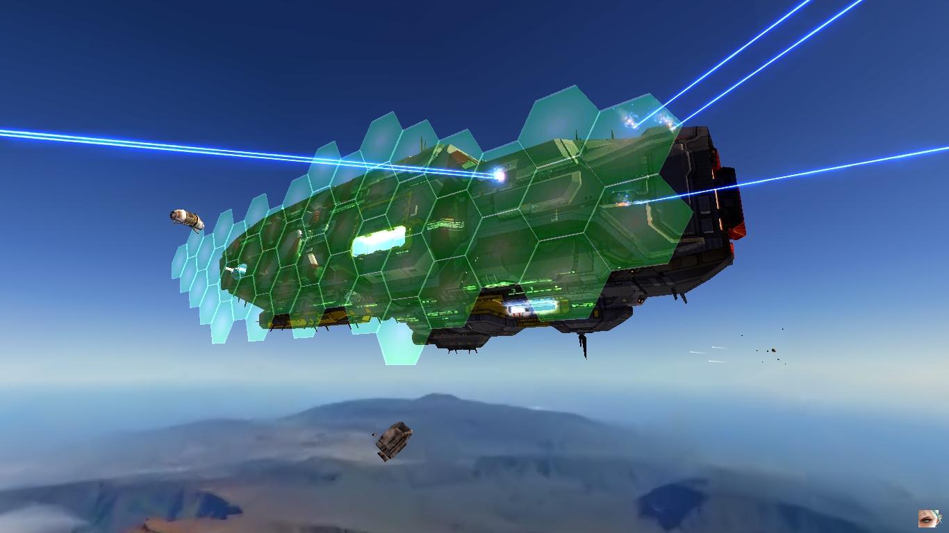 Homeworld 2 Complex 9 0 1 Gameplay - YouTube