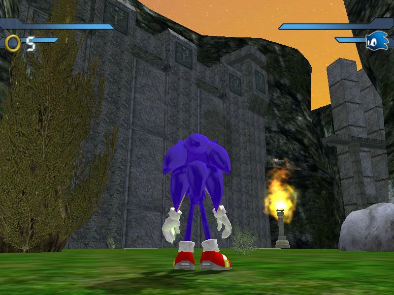 Kingdom Valley 7 image - Sonic The Hedgehog: Online mod for