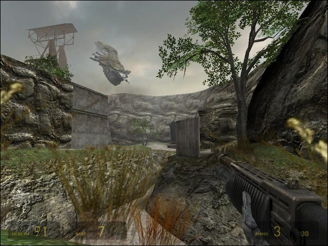 Coastline to Atmosphere mod for Half-Life 2 - Mod DB