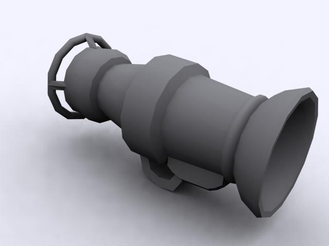 Bazooka image - Worms: Source mod for Half-Life 2 - Mod DB