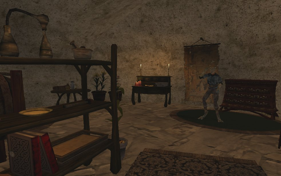 Andeera Cave House Image Mournhold Expanded Mod For Elder Scrolls
