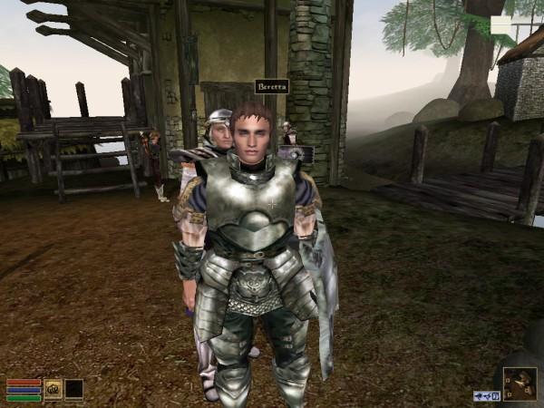 Beretta Companion mod for Elder Scrolls III: Morrowind ...