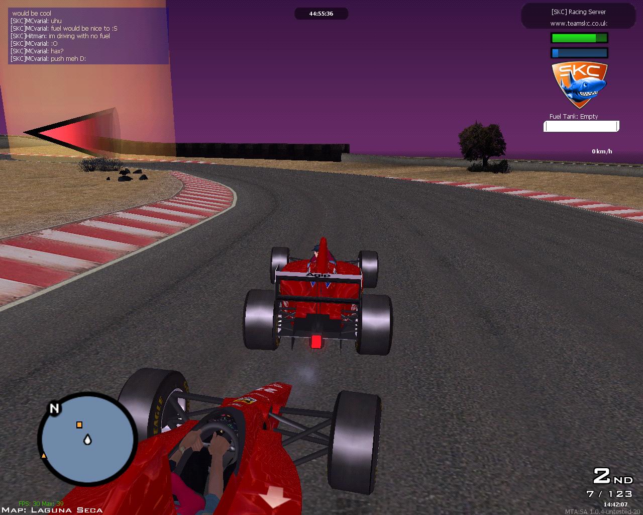 Laguna Seca Raceway >> Custom models (F1 track) image - Multi Theft Auto: San Andreas mod for Grand Theft Auto: San ...