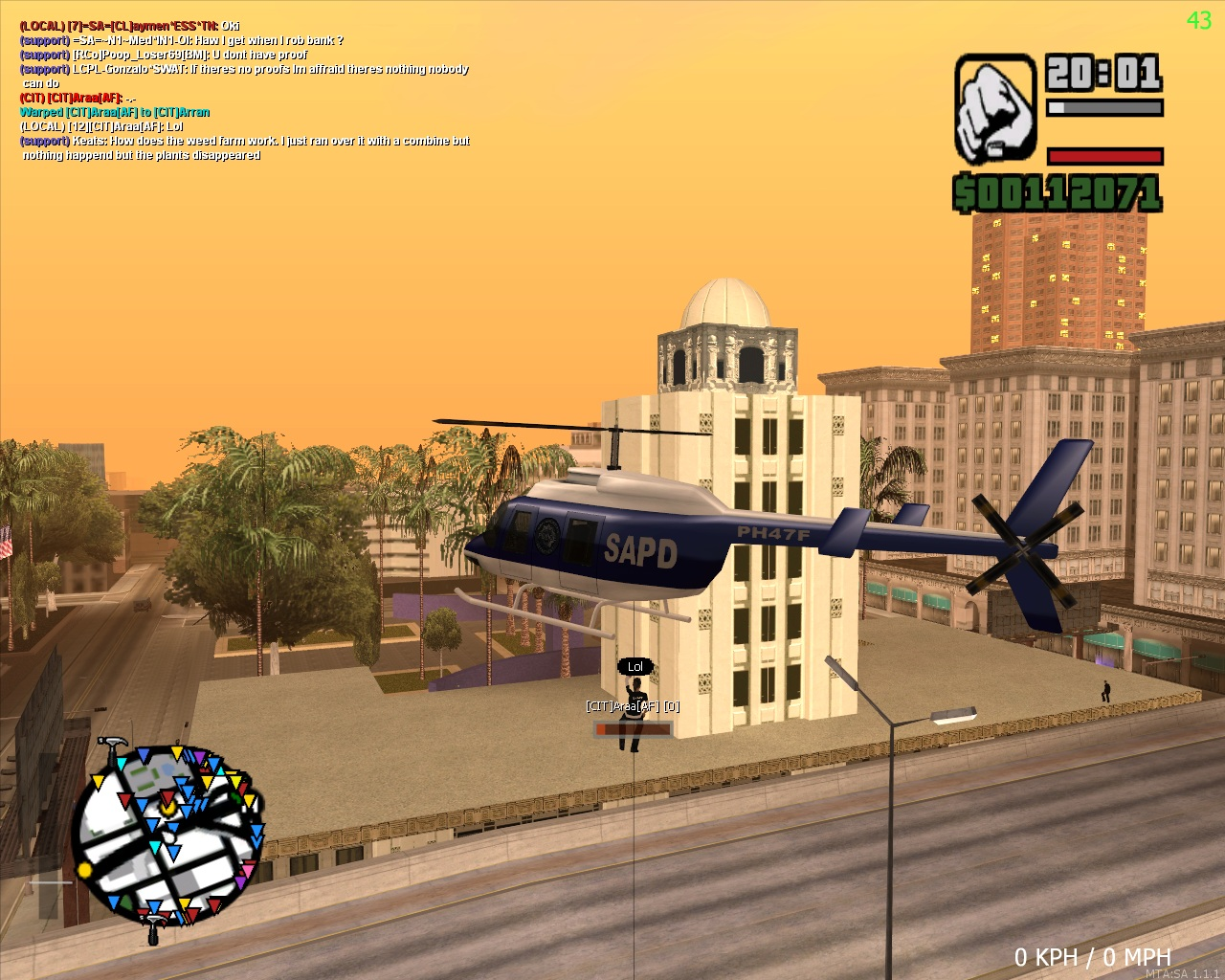 B Multi Theft Auto/b: San Andreas - Download.