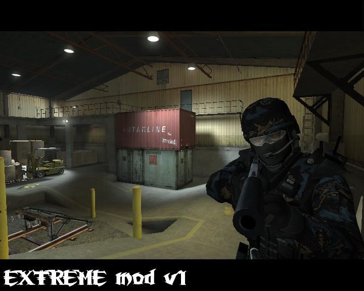 EXTREME mod v1 for Counter-Strike: Source - Mod DB