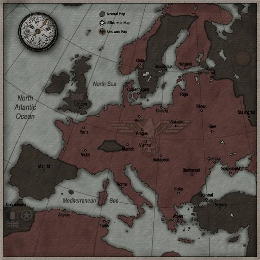 Loading Camp Map image   ET_New_Life : Storm War mod for