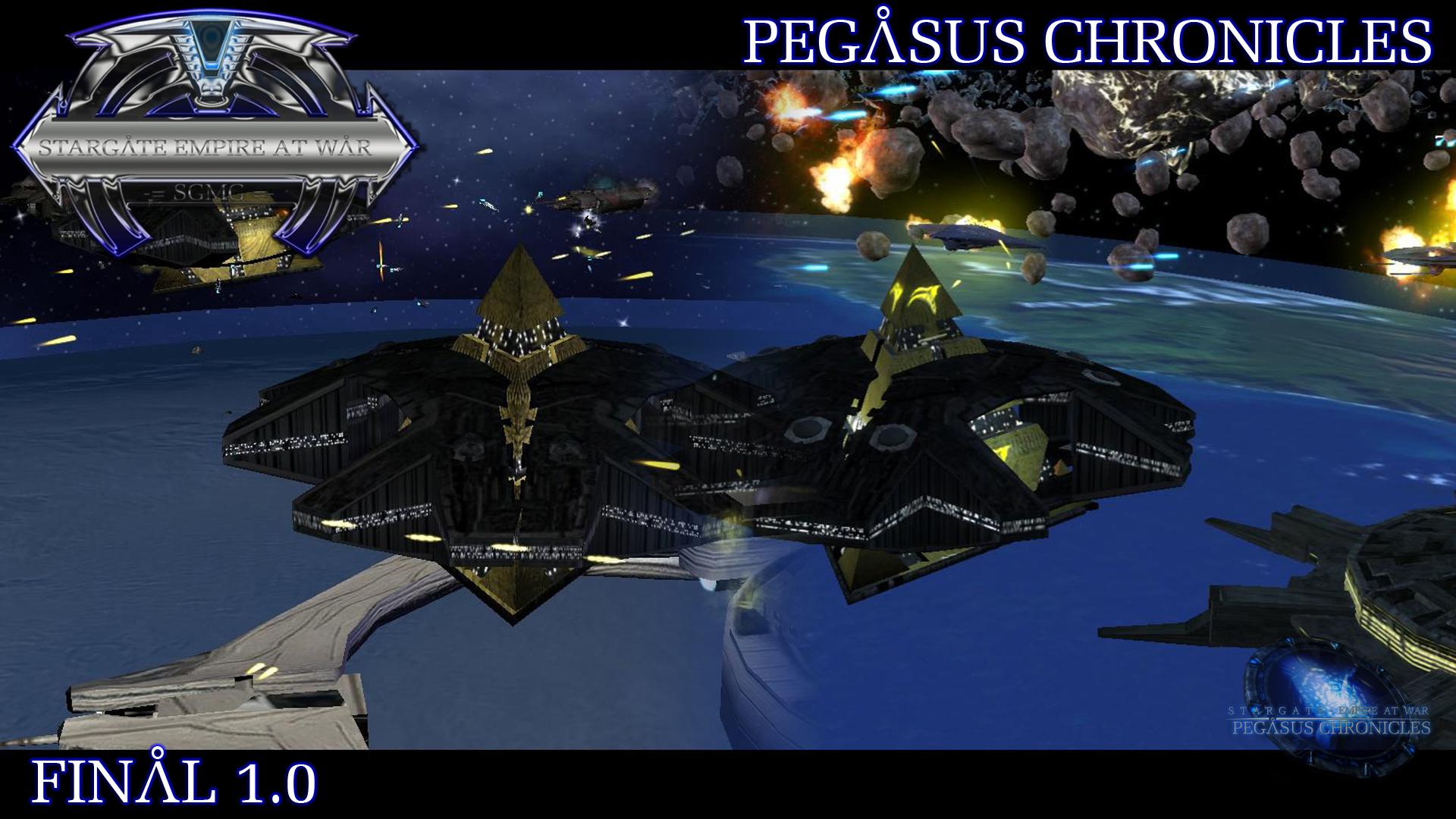 stargate empire at war pegasus chronicles