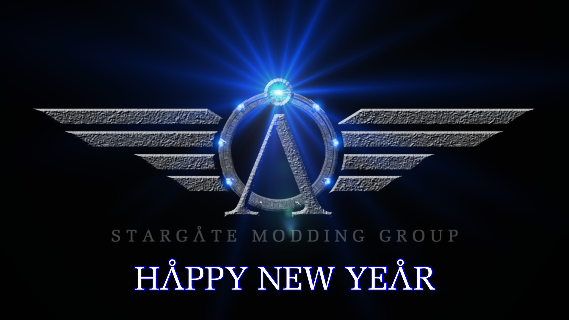 happy new year image - stargate - empire at war: pegasus