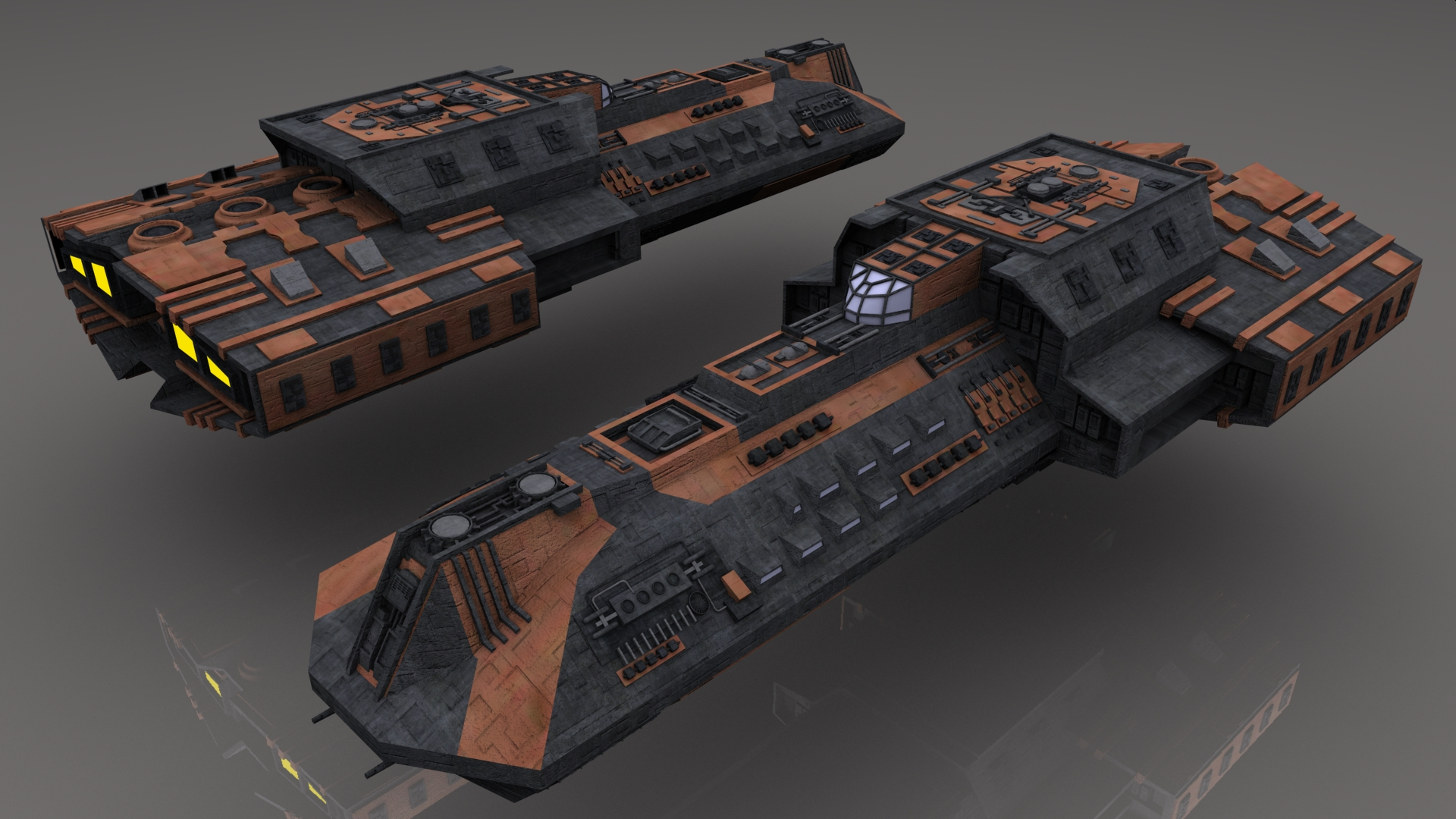 empire frigate unit finished - photo #5