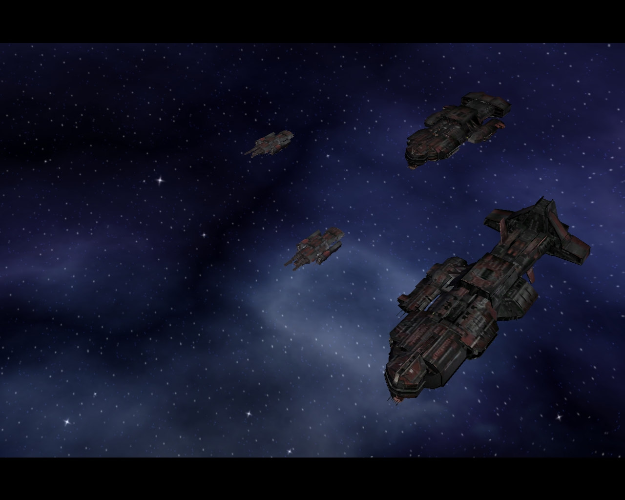 An Asuran Fleet Image Stargate Empire At War Pegasus
