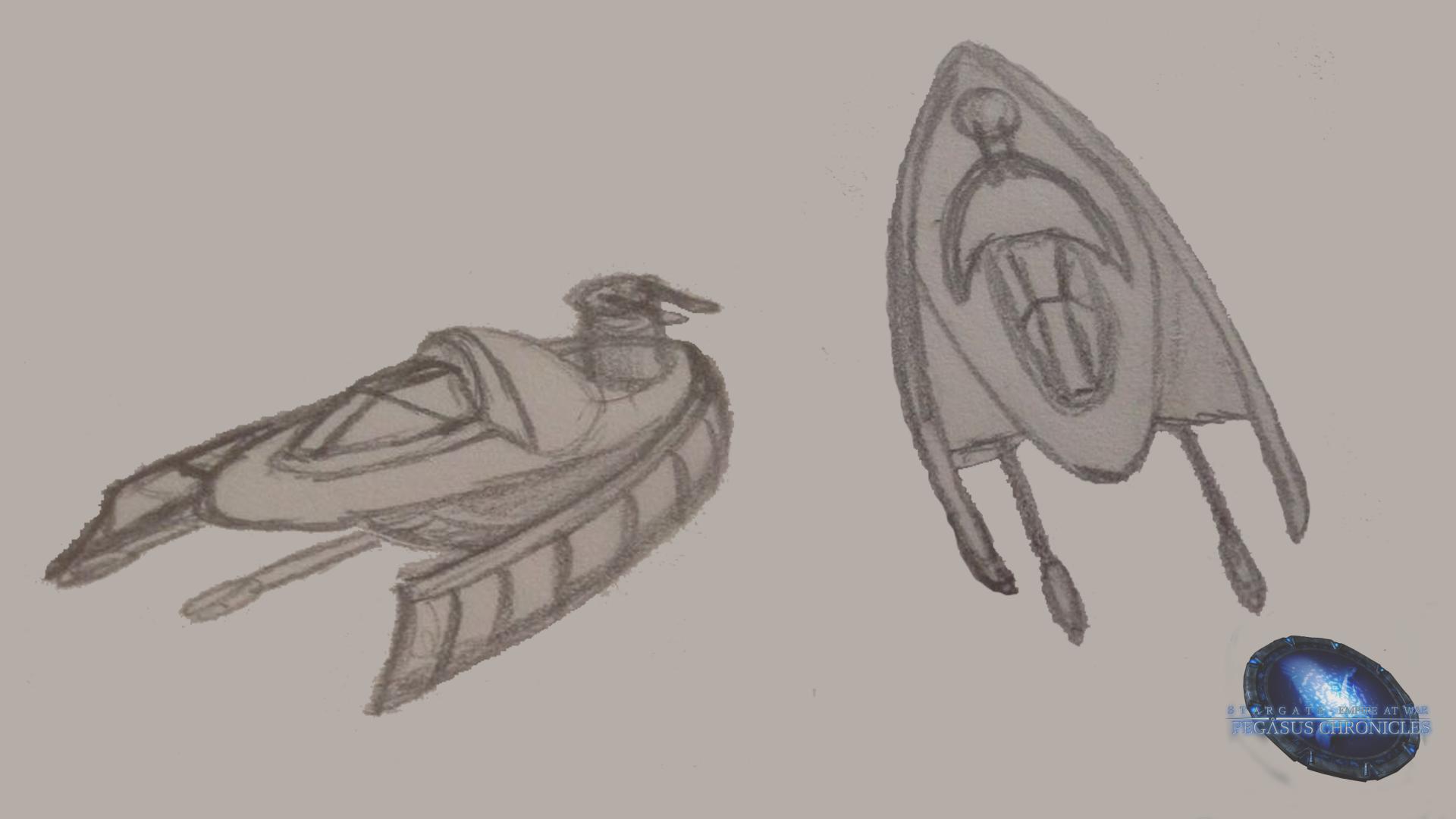 Concept Art - Goauld Tank