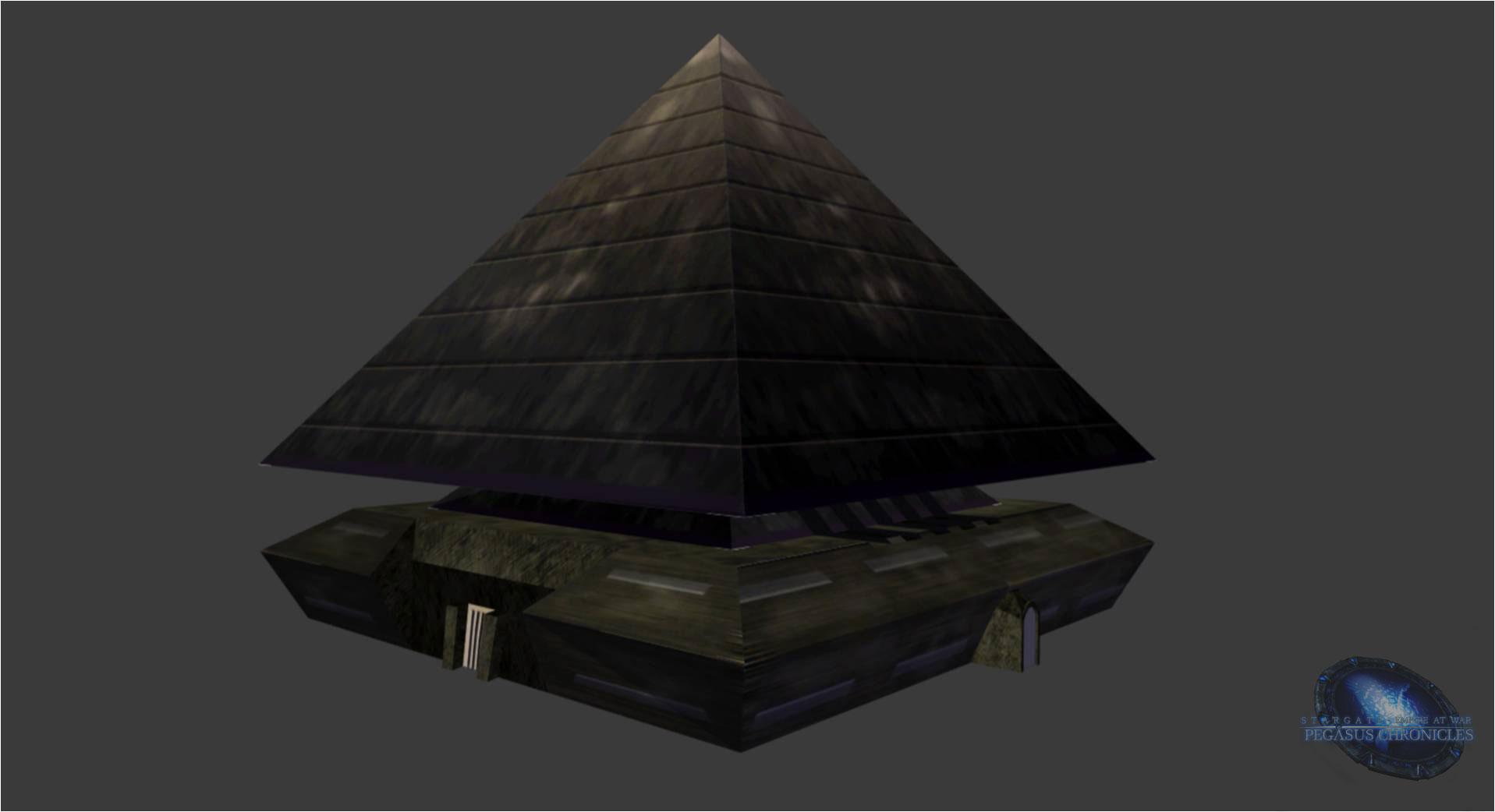 Juna Pyramid Render