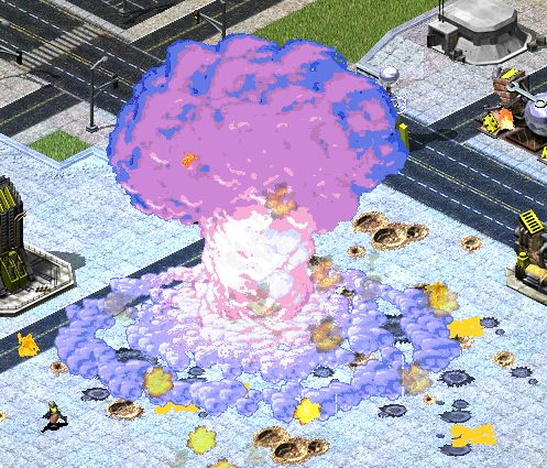 Hydro Explosion Image Marek Mod For C Amp C Red Alert 2