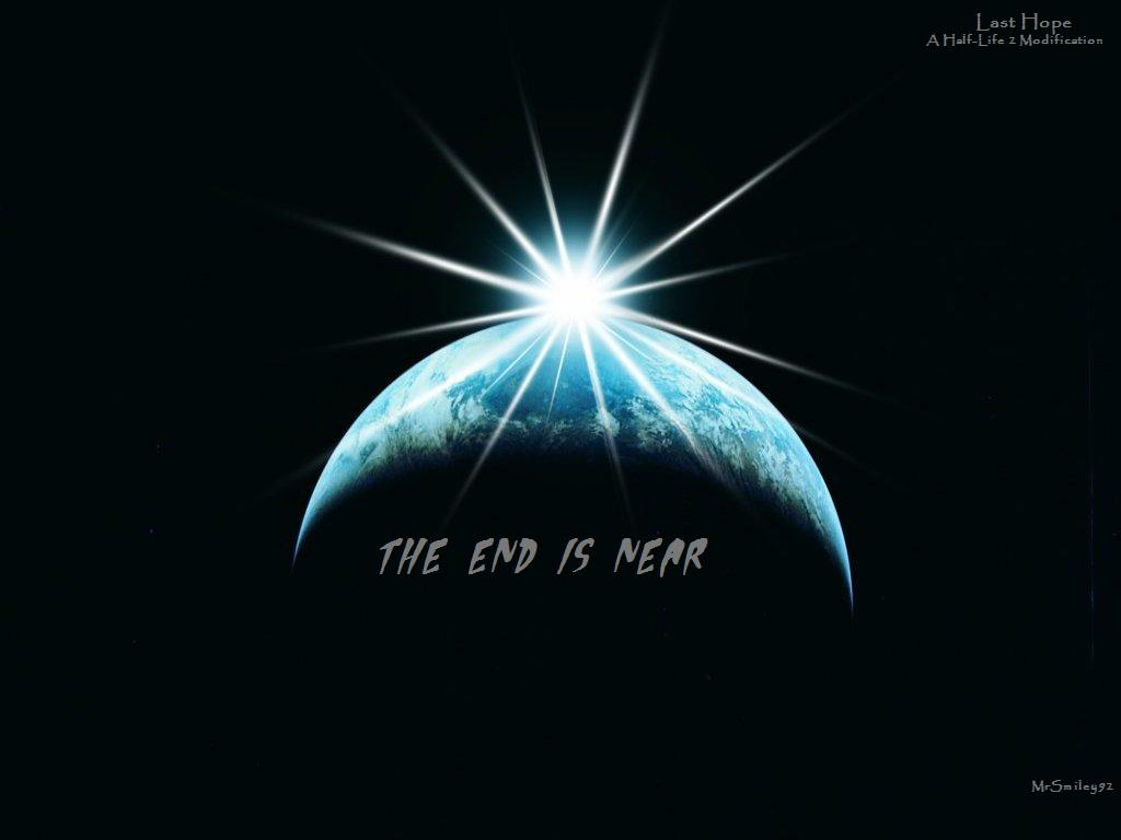 The End Is Near Share Image