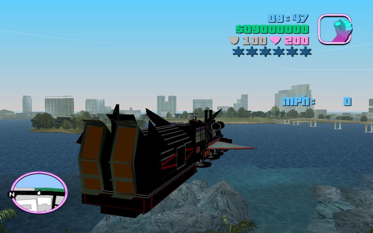 Delorean Flying Car Delorean Reentry Flying Train