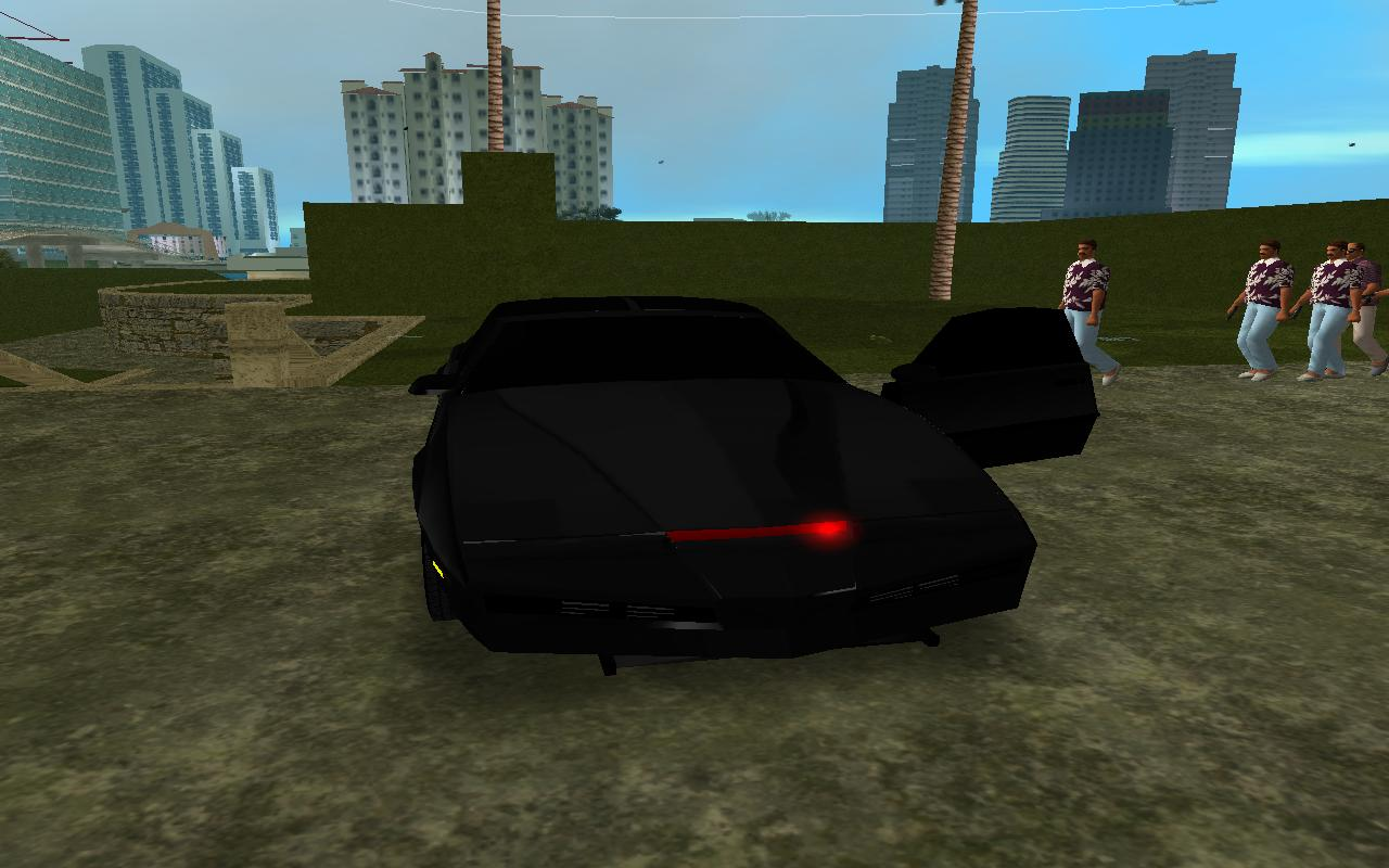 Grand Valley Auto >> KITT's Scanner image - Back to the Future: Hill Valley mod for Grand Theft Auto: Vice City - Mod DB
