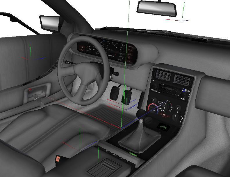 Grand Valley Auto >> New 1981 DeLorean DMC-12 image - Back to the Future: Hill Valley mod for Grand Theft Auto: Vice ...