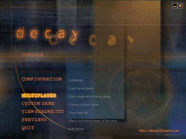 Half-Life: Decay Low-Def Pack Half