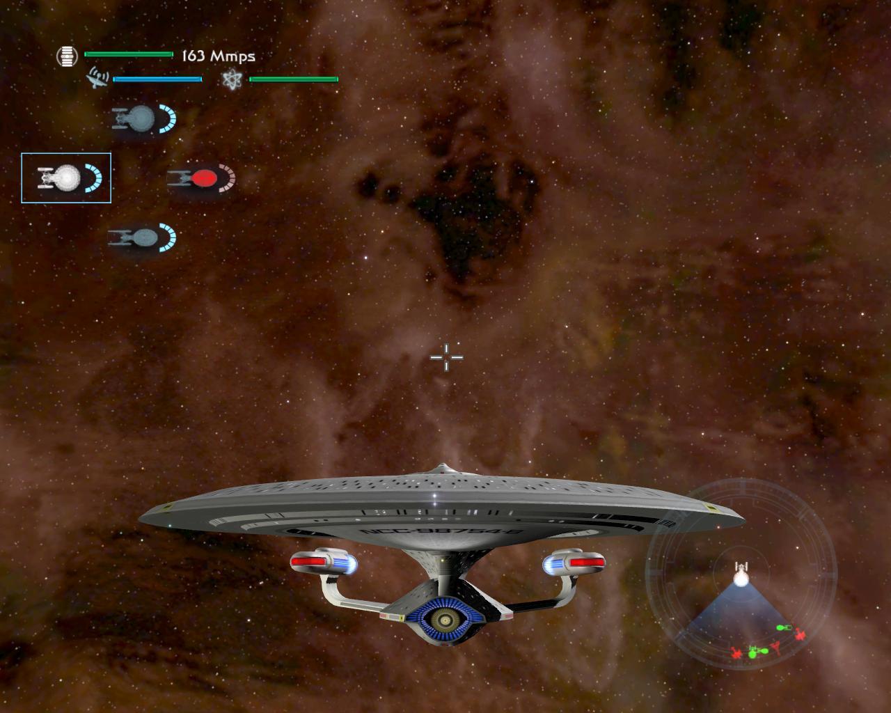 Star trek legacy (2006)