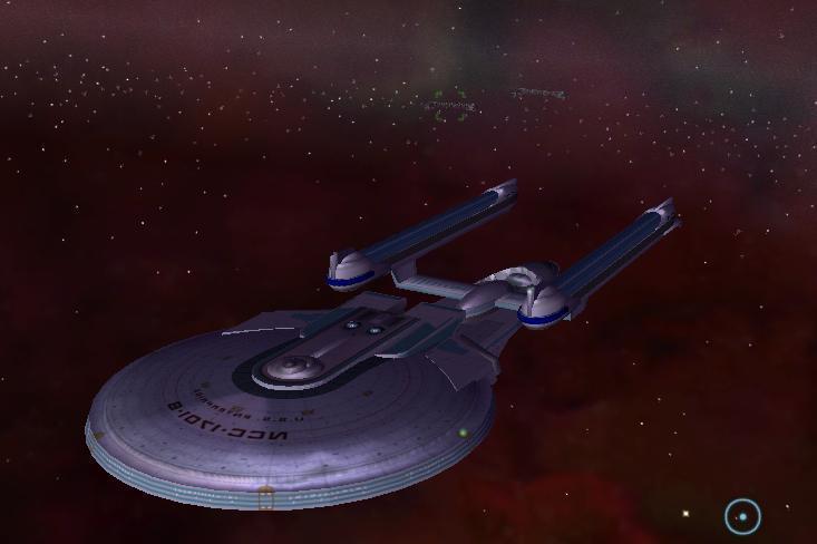 Requiem - Star Trek New Frontier Excalibur # 9 - Peter David (2000, PB, see note