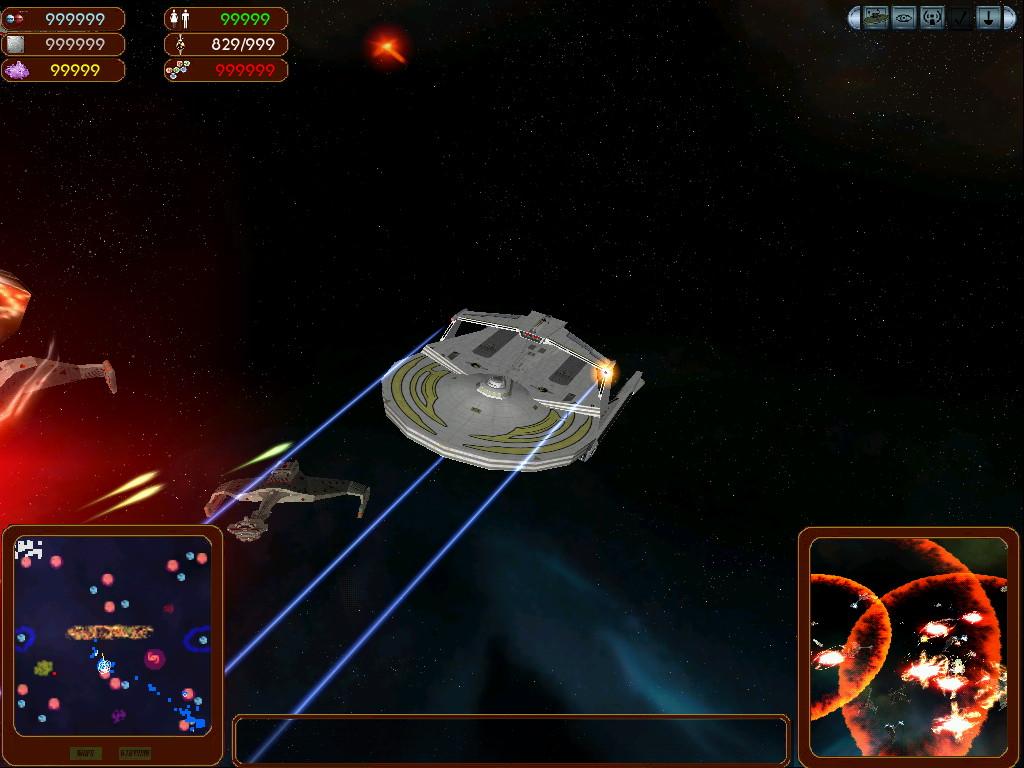 Terran Empire Miranda Class Image Star Trek Yesteryears