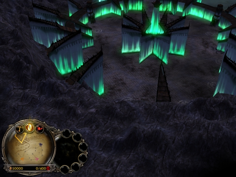 minas morgul map