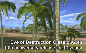 Eve of Destruction Classic