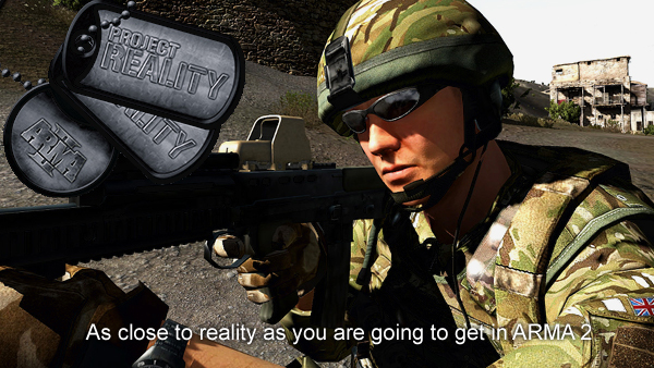 Project Reality: Arma 2