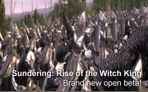 The Sundering: Rise of the Witch King