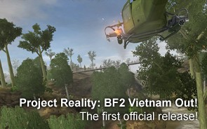 Project Reality: BF2 Vietnam