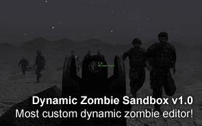 Dynamic Zombie Sandbox