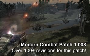 CoH: Modern Combat