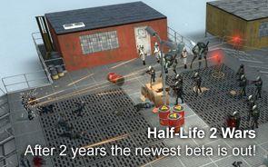Half-Life 2 Wars