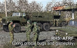 RHS: Armed Forces of the Russian Federation