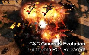 CnC: Generals Evolution