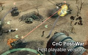 CnC Post-War